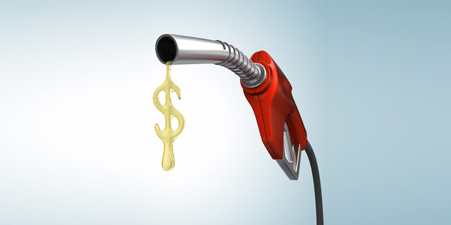 Gas Prices. Drop of gas in the format of the dollar sign.; Shutterstock ID 16024516; PO: 4700085152